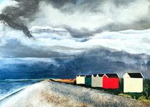 Scottish Coastline by Roann Mathias