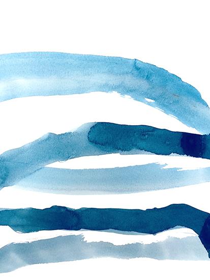 art prints - Sleepy Waters by Roann Mathias
