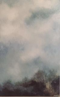 art prints - The Mist Settles by Rebecca Kiser
