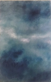 art prints - Saturated Sky by Rebecca Kiser