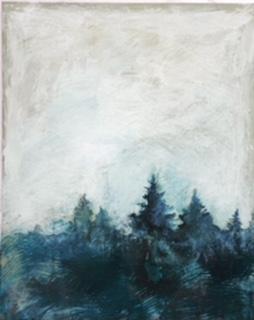 art prints - The Ridge Back Home by Rebecca Kiser