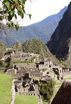 Machu Picchu Angles by Tania Cenzano