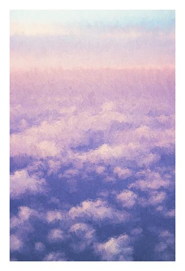 art prints - Head in the Clouds 1 by Rebecca Rueth