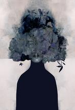 Flora Woman by Agata Wojakowska