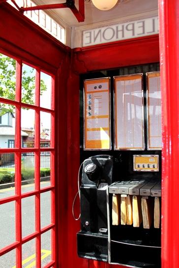 art prints - The Phone Box by EC Bryan