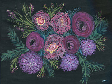 art prints - Night Blooms Two by Cindy Reynolds