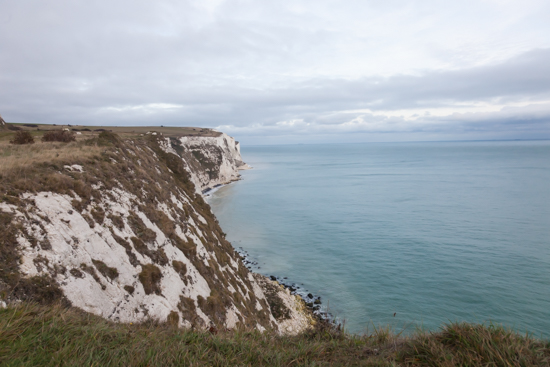 art prints - Chalky Cliffs by Faith Roper Constant