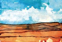 Sonoma Landscape by Avila Arts