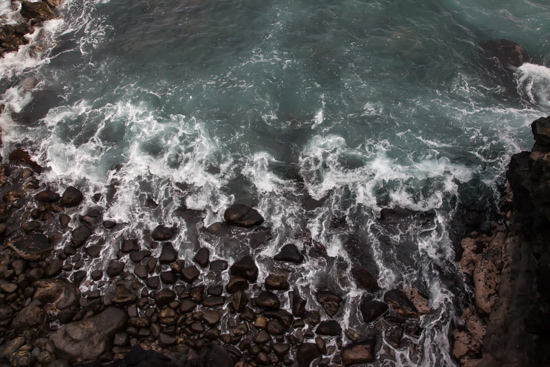 art prints - On the Rocks by Faith Roper Constant