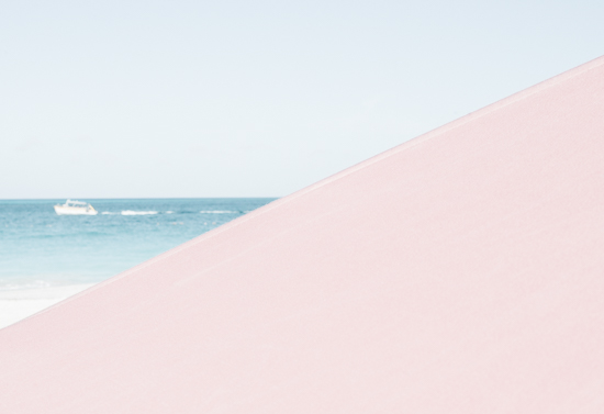 art prints - Pink Umbrella, 1 by Kira Noel Oschipok