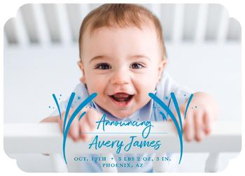 Announcing Baby Boy