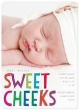 Sweet Cheeks by Sarah Teske