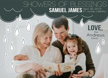 Showers of Blessings by Amy MacCready
