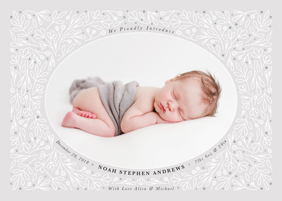 birth announcements - Soft & Sweet by Brandy Folse