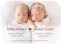 Little Mister & Sweet S... by Sarah Teske