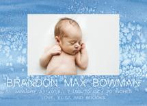 Blue Skye Baby by Sabine McClintock
