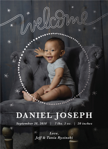 birth announcements - Star Dreams II by Tania Cenzano