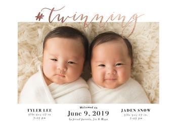 #Twinning