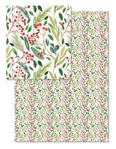 Watercolor Foliage by Juliet Meeks
