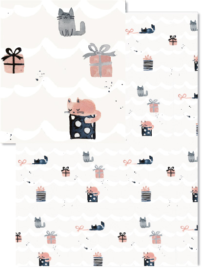 - Merry Catmas by Afton Harding