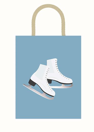 - Shimmering Skates by McKenna Pahl