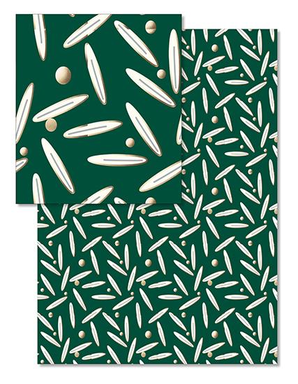 - Golden pines by ALIX SORDET