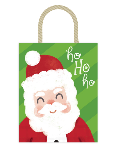 - Jolly Santa by Noonday Design