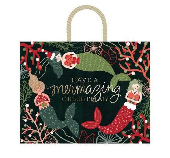 - Have a Mermazing Christmas by Noonday Design