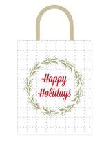 Wreath Bag Design by Natalie H