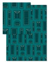 Festive Windows by Anna Mkhikian