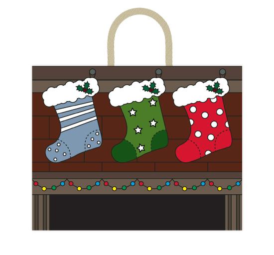 - Christmas Sock by Nadia Irianto