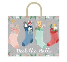 Deck the Halls Stocking... by cindy willingham