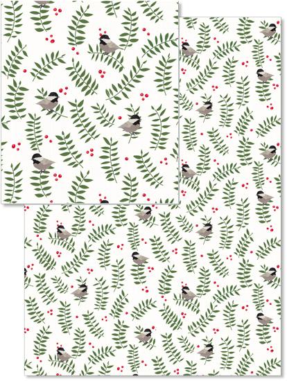 - Merry Finches by Nella Designs