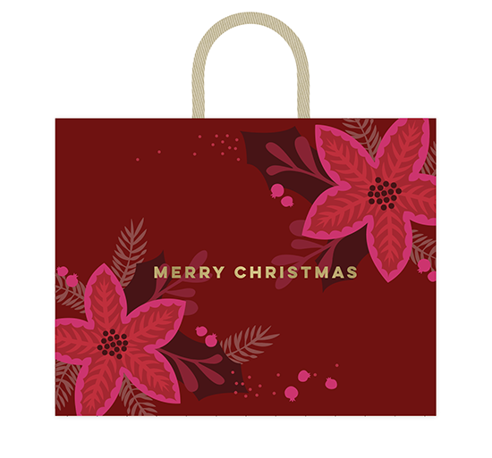 - Red Berry Gift Bag by Eleanor