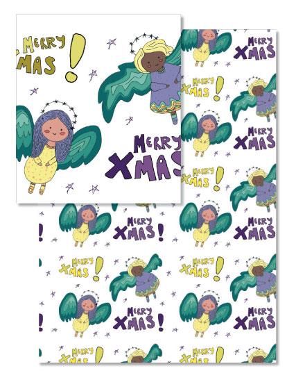 - childish angels by Maria F