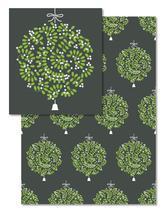 Modern Mistletoe by Gigi and Mae Studios