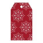 Snowflake Gift Tag by Anna Mkhikian