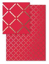 Broken Grid by Rebecca Rueth Designs