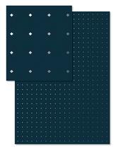 Tiny Crosses by Rebecca Rueth Designs