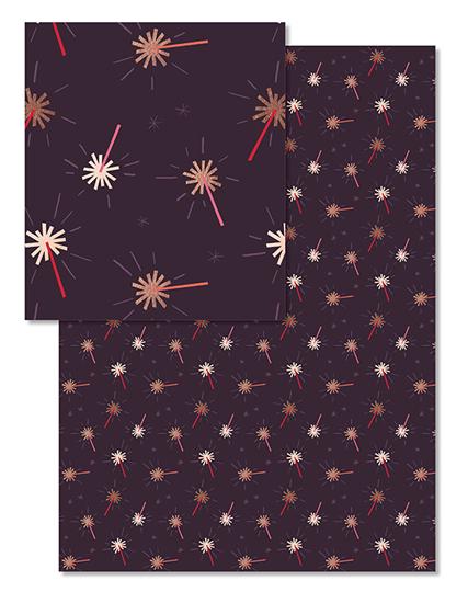 - Golden sparkles by Silvia Rossana Garavaglia