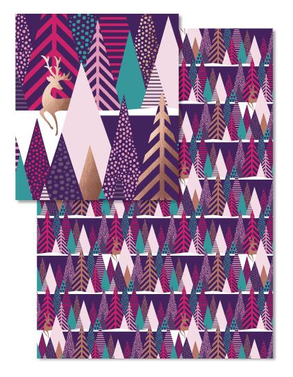 - through the woods by Dawn Jasper