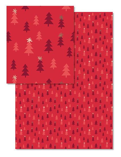 - Christmas tree garden by Silvia Rossana Garavaglia
