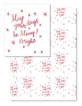 Merry + Bright by Lizzie Choffel