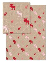 Kraft dots Reindeer by Henri Martinez