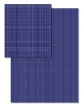 Blue Linen by Gigi and Mae Studios