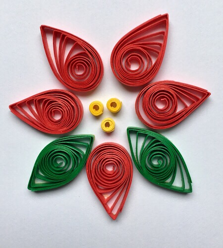 - Poinsettia by Adriana Mannion