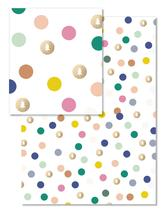 Colorful Polka Dots by Travel and Tart