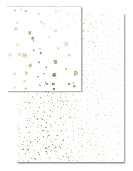 - Gilded Confetti by Annie Shapiro