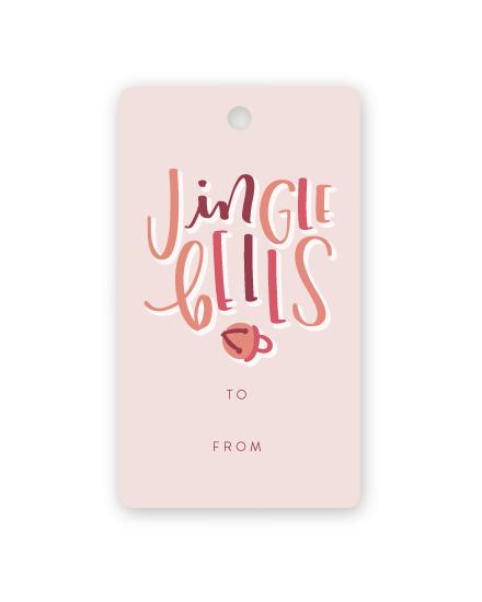- Jingle Bells Tag by Erin L. Wilson