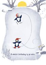 Winter Birthday by Marie Hermansson